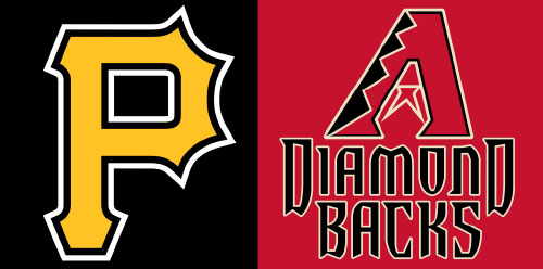 pirates diamondbacks